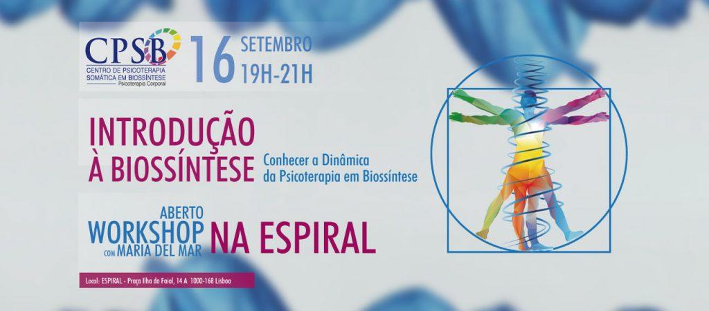 Workshop - Introdução à Biossíntese