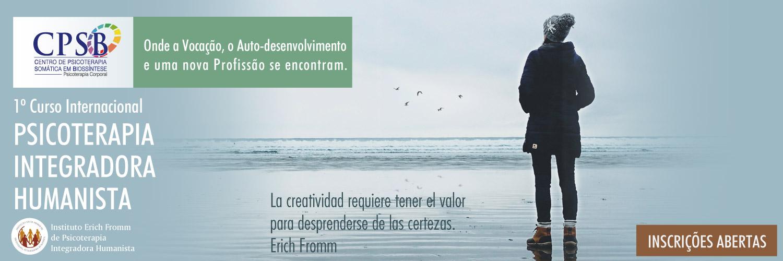 1º Curso Psicoterapia Integradora Humanista