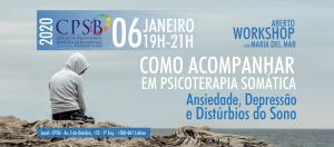 Workshop - Como acompanhar em Psicoterapia Somática