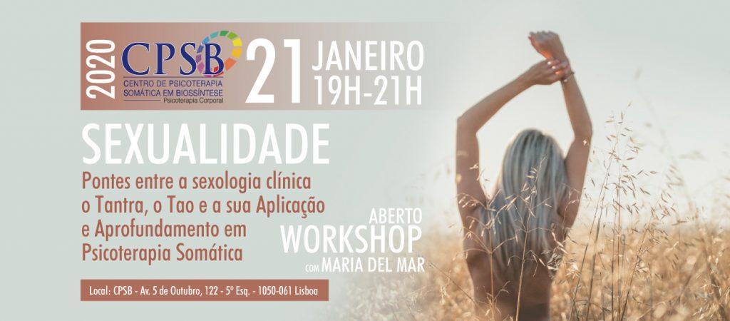 Workshop Sexualidade
