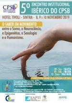Programa - Encontro Ibérico - 2019