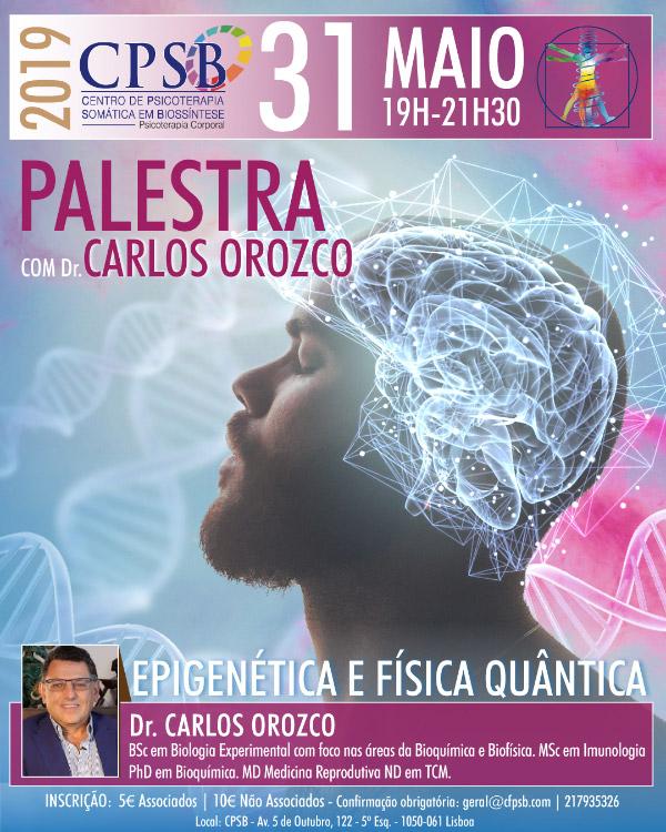 CPSB - Workshop - Carlos Orozco