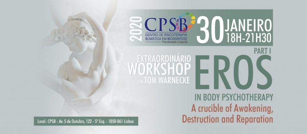 Workshop - Eros in Body Psychotheraphy