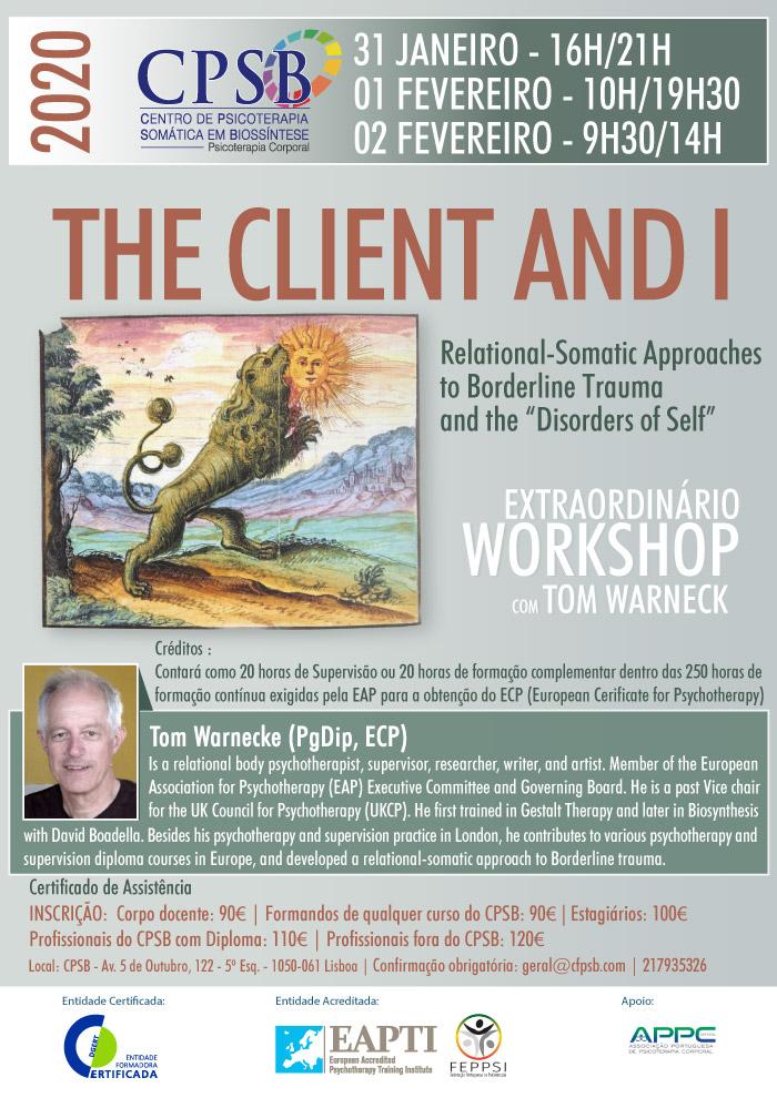 Workshop - The Client anda I