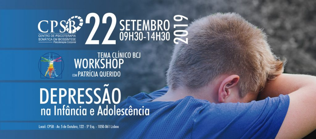 Workshop - A Depressão na Infância e Adolescência